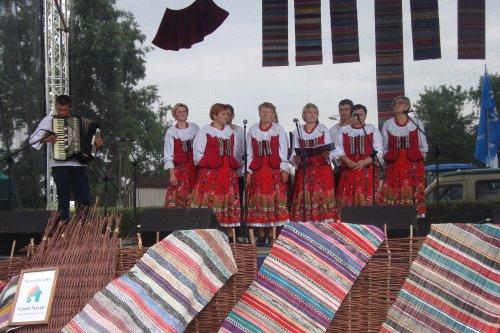 ˝KGW Wolanie˝ promowało gminę Łagów w Modliszewicach