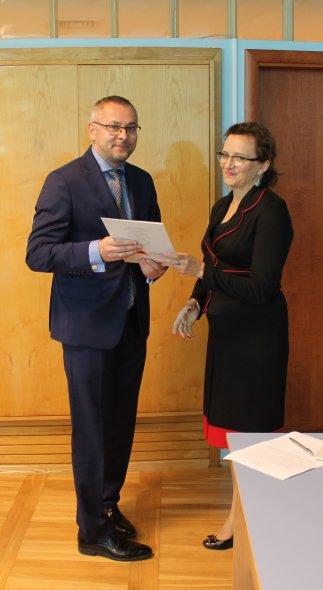 Dotacja dla gminy Łagów na usuwanie skutków klęsk żywiołowych